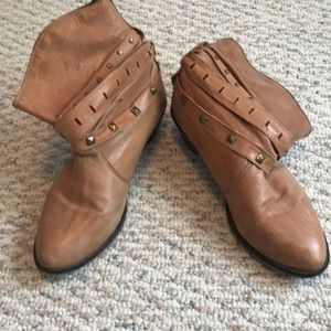 Steve madden low rise cowboy boots
